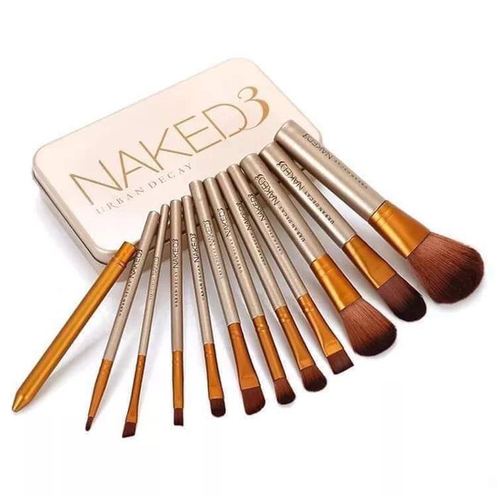 Bộ Trang Điểm Naked