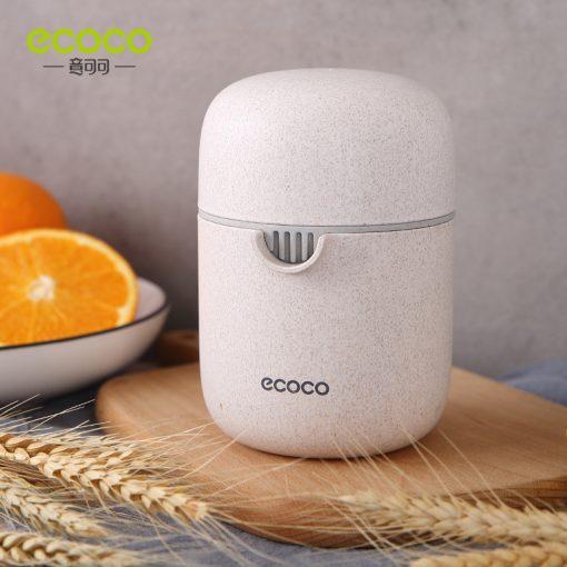 Máy ép trái cây tiện dụng hiệu ECOCO